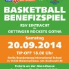 Attraktives Basketball-Event am 20. September 2014 in Kleinmachnow